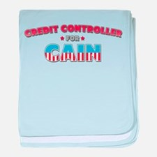 Credit Controller for Cain baby blanket