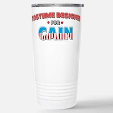 Costume Designer for Cain Travel Mug
