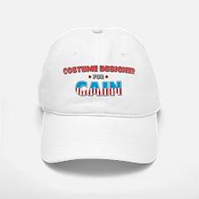 Costume Designer for Cain Baseball Baseball Cap