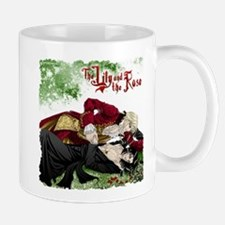 The lily and the rose Mug
