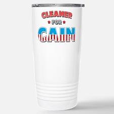 Cleaner for Cain Stainless Steel Travel Mug