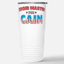 Choir master for Cain Travel Mug