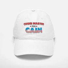 Choir master for Cain Baseball Baseball Cap