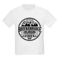 Breckenridge Old Radial T-Shirt