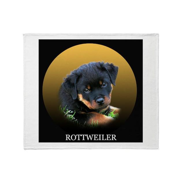 Rottweiler singlet