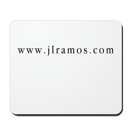JLRAMOS.COM Mousepad