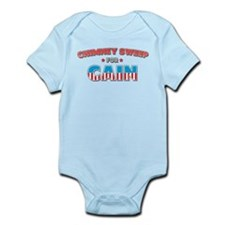 Chimney sweep for Cain Infant Bodysuit