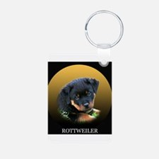 Rottweiler Puppy on more Gift Keychains