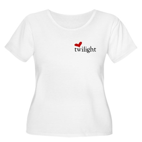 My Vampire Awaits Women's Plus Size Scoop Neck T-S