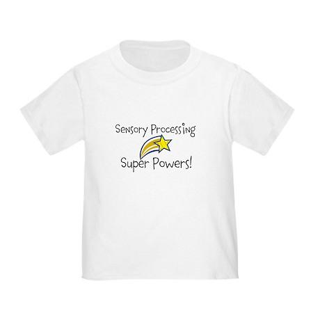 Sensory Power! Toddler T-Shirt