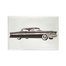 Packard Clipper 1956 Rectangle Magnet