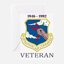 SAC Veteran! Greeting Cards (Pk of 10)