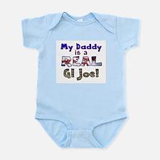 Real GI Joe Infant Bodysuit