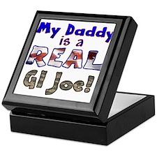 Real GI Joe Keepsake Box