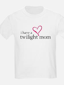 Proud Twilight Mom T-Shirt