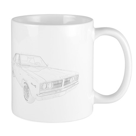 Dodge Coronet Mug