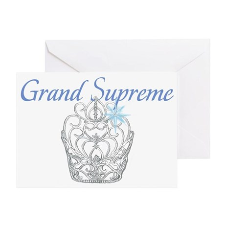 Grand Supreme Greeting Card