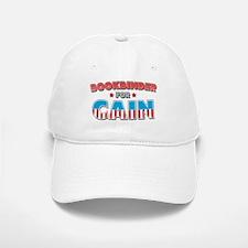 Bookbinder for Cain Baseball Baseball Cap