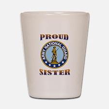 NG pride - sister Shot Glass