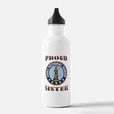 NG pride - sister Water Bottle