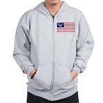 Dino USA Zip Hoodie