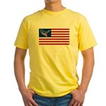 Dino USA Yellow T-Shirt