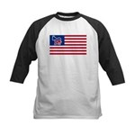 Democrat Kids Baseball Jersey