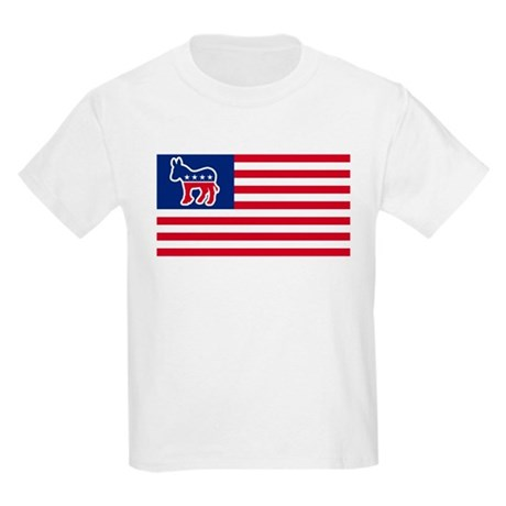 Democrat Kids Light T-Shirt