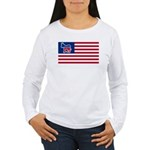 Democrat Women's Long Sleeve T-Shirt