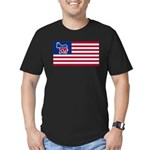 Democrat Men's Fitted T-Shirt (dark)