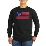 Democrat Long Sleeve Dark T-Shirt