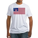 Democrat Fitted T-Shirt