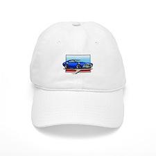 Blue BT 68 Cutlass Baseball Cap