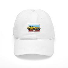 Gold BT 68 Cutlass Baseball Cap