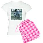 Fox Lover Women's Light Pajamas