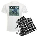 Fox Lover Men's Light Pajamas