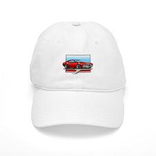 Red BT 68 Cutlass Baseball Cap