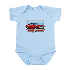 Red BT 68 Cutlass Infant Bodysuit