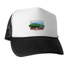 Green BT 68 Cutlass Trucker Hat