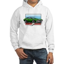 Green BT 68 Cutlass Hoodie
