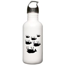 Fainting Goats Water Bottle