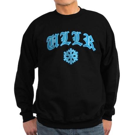 Ullr Fest Snowflake Sweatshirt (dark)