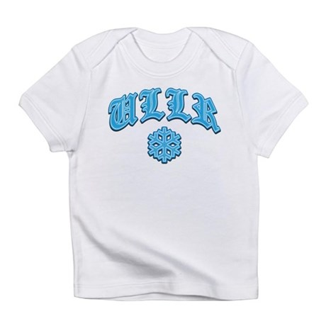 Ullr Fest Snowflake Infant T-Shirt