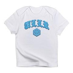 Ullr Fest Snowflake Infant T-Shirt