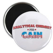 Analytical chemist for Cain Magnet