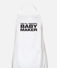 All Amazing Baby Maker Apron