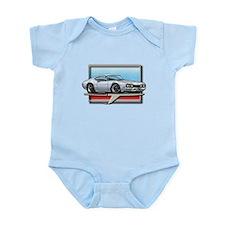 White 68 Cutlass Infant Bodysuit