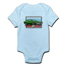 Green 68 Cutlass Infant Bodysuit
