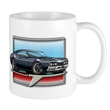 Black 68 Cutlass Mug