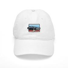 Black 68 Cutlass Baseball Cap